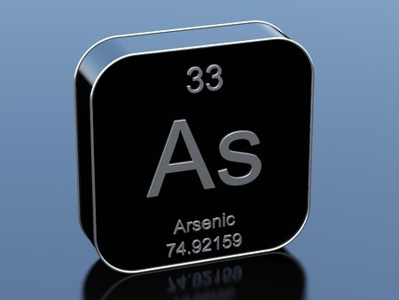 Arsenic in well water