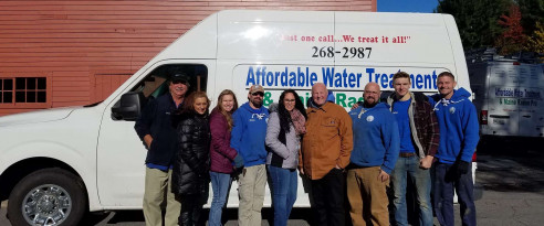 About Affordable Water Treatment